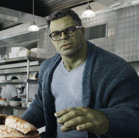 avengers endgame, hulk, mark ruffolo