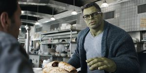 Avengers: Endgame, Hulk, Mark Ruffalo