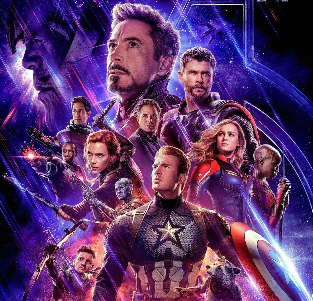 Vengadores:Endgame es la película más taquillera de la historia