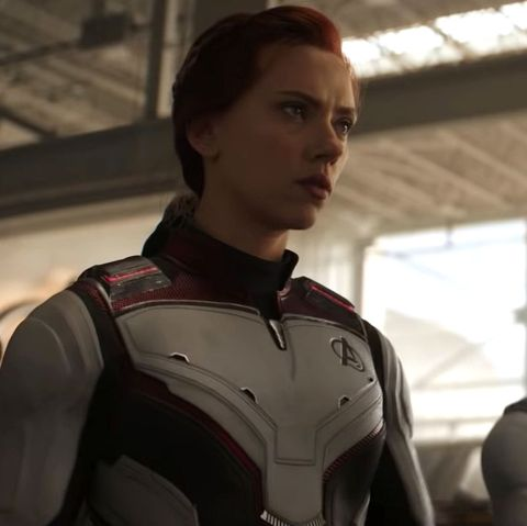 Those New Avengers Endgame Suits Were Completely Digital