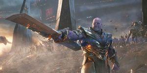 Avengers: Endgame, Thanos, Josh Brolin