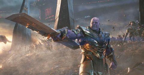 avengers endgame, thanos, josh brolin