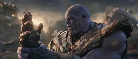 avengers endgame, thanos, hand