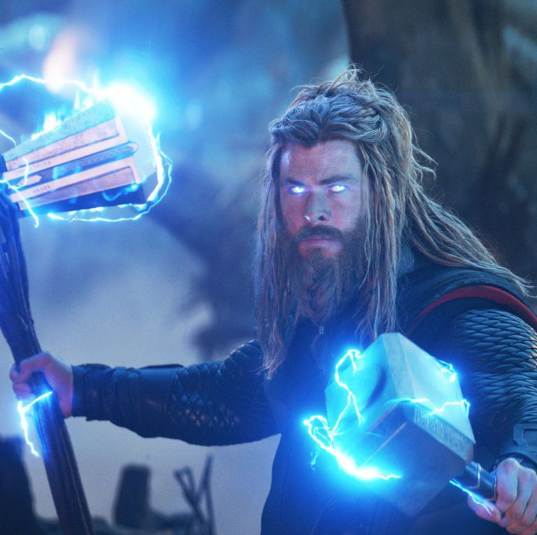 Chris Hemsworth Fought To Keep Thor Changes In Avengers Endgame