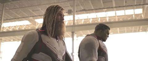 Avengers: Endgame's Chris Hemsworth reveals his favourite scene