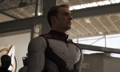 Avengers: Endgame Capitan America zapatillas adidas, zapatillas avengers, zapatillas capitan america