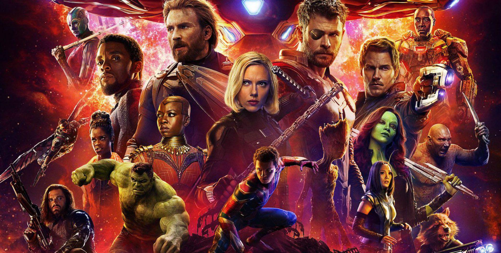 AVENGERS: INFINITY WAR: Best Marvel Movies