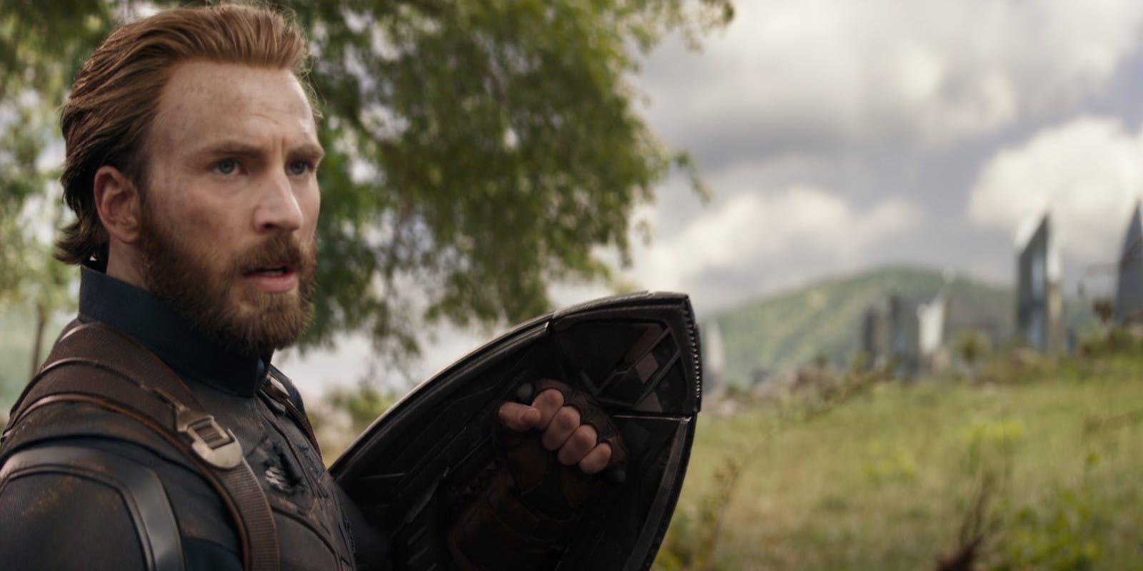 Fan descubre la prueba que llevará a la muerte del Capitán América - Teorias Fan Vengadores 4