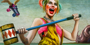 Aves de presa película Harley Quinn