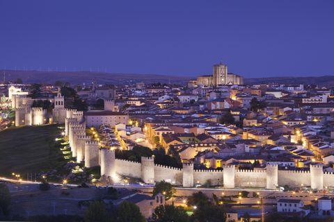 Escapada de fin de semana: Ávila