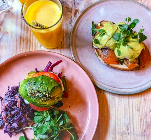 Best midweek brunch restaurants in London - Where to eat brunch in London