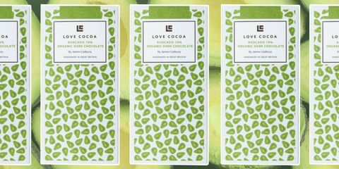 The vegan avocado chocolate bar you've been waiting for now exists