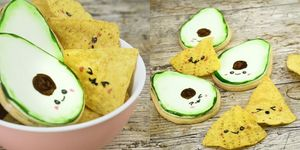 These avocado biscuits are even better than the real thing