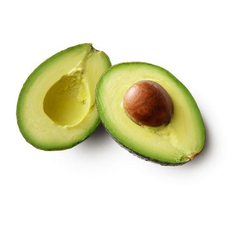 avocado low sugar fruit
