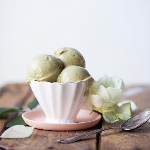 avocado and almond dream ice cream recipe