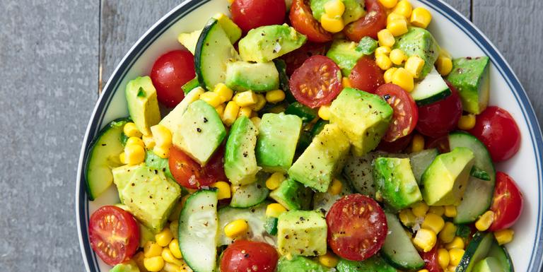 14 Easy Avocado Salad Recipes - Best Salads with Avocado ...