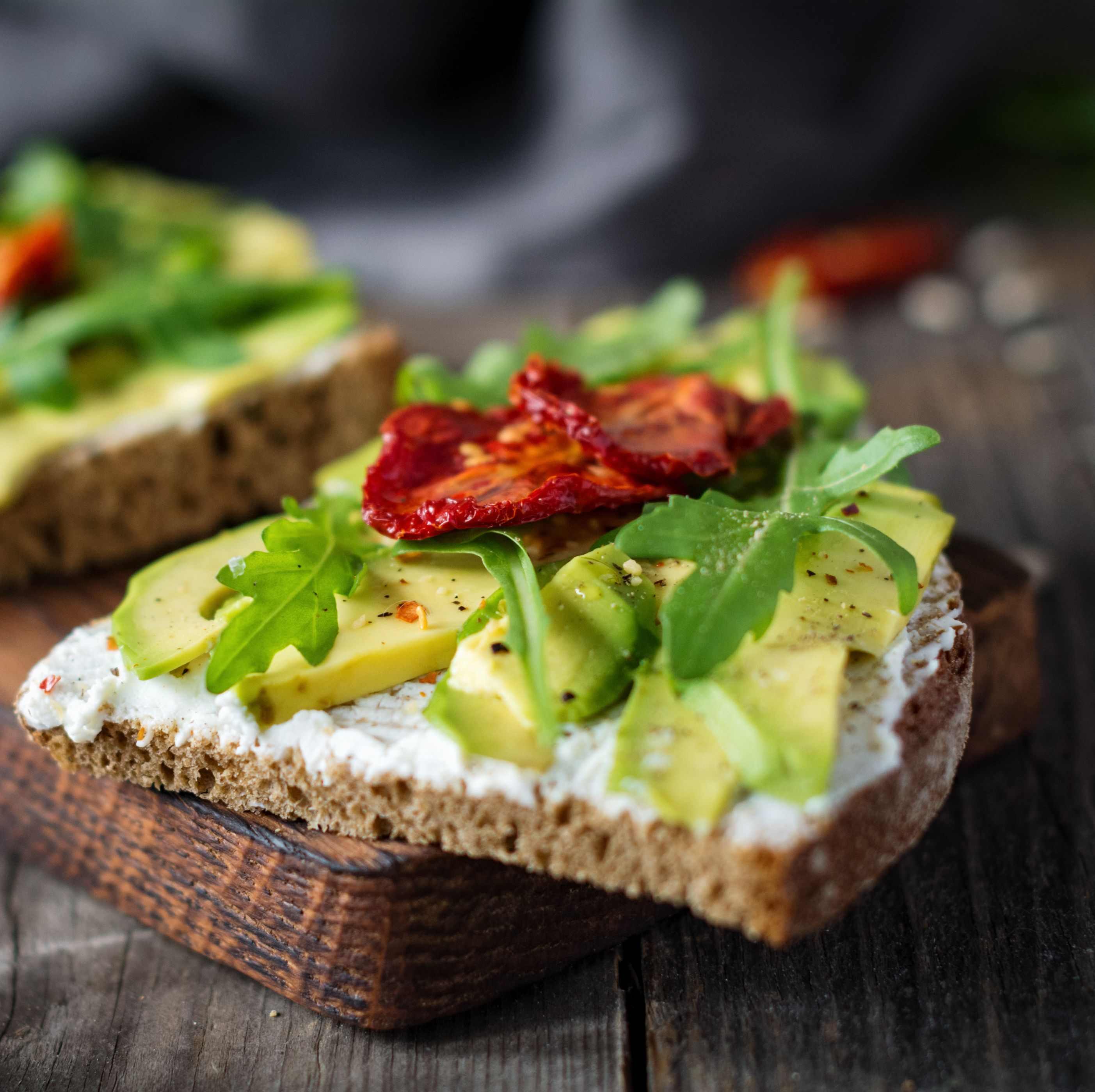 Jillian Michaels' Avocado Toast Recipe