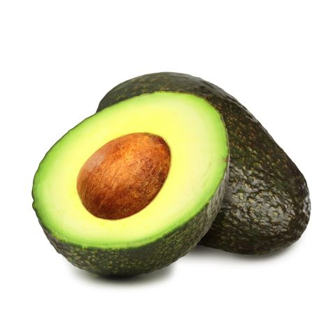 Avocados with pit