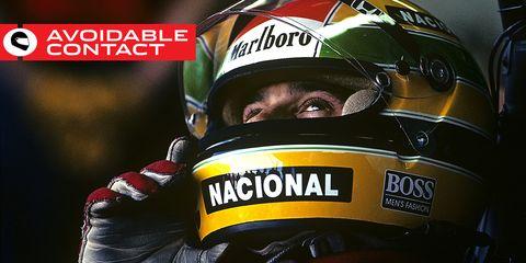 Ayrton Senna, Grand Prix Of Japan