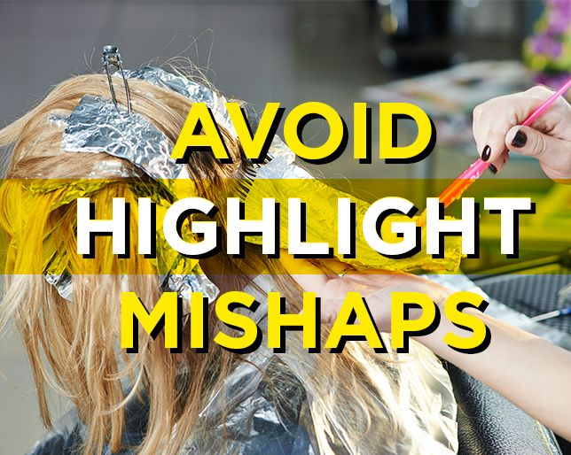 The RIGHT Way to Highlight Your Hair