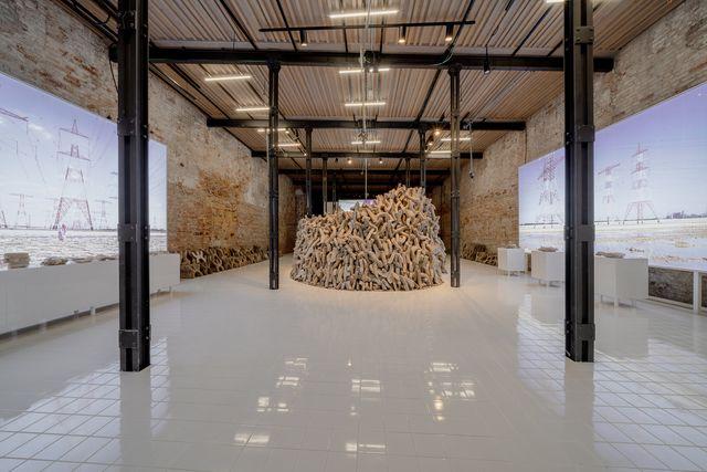 biennale architettura venezia 2021 padiglione degli emirati arabi uniti