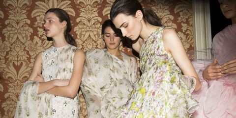 Clothing, Dress, Shoulder, Textile, One-piece garment, Formal wear, Style, Day dress, Beauty, Pattern,