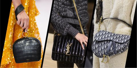 8fae96fead8c5 image. Getty Images. View Gallery 100 Photos. 1 of 100. Chanel autumn 2018  bags