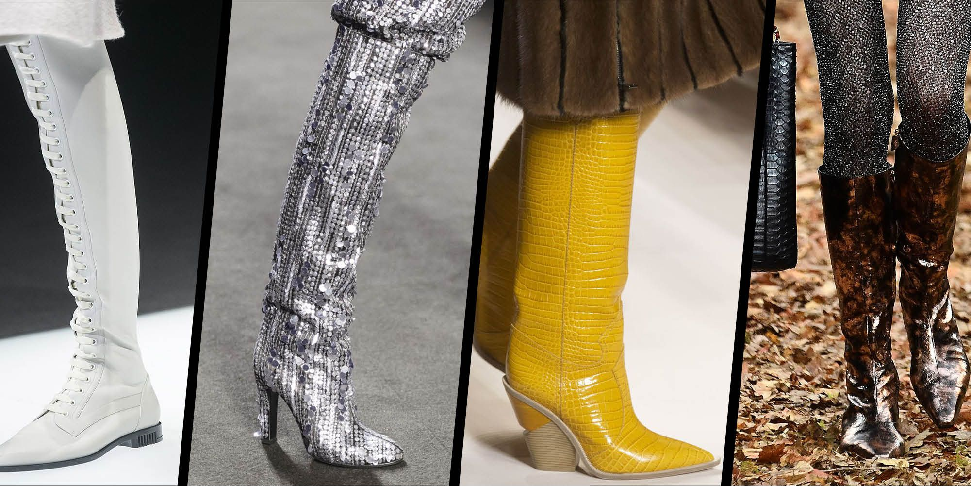 AW18 boot trends
