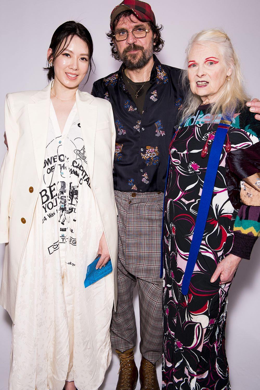 Vivienne Westwood, 巴黎時裝週, 2018秋冬時裝週, Melody, 殷悅