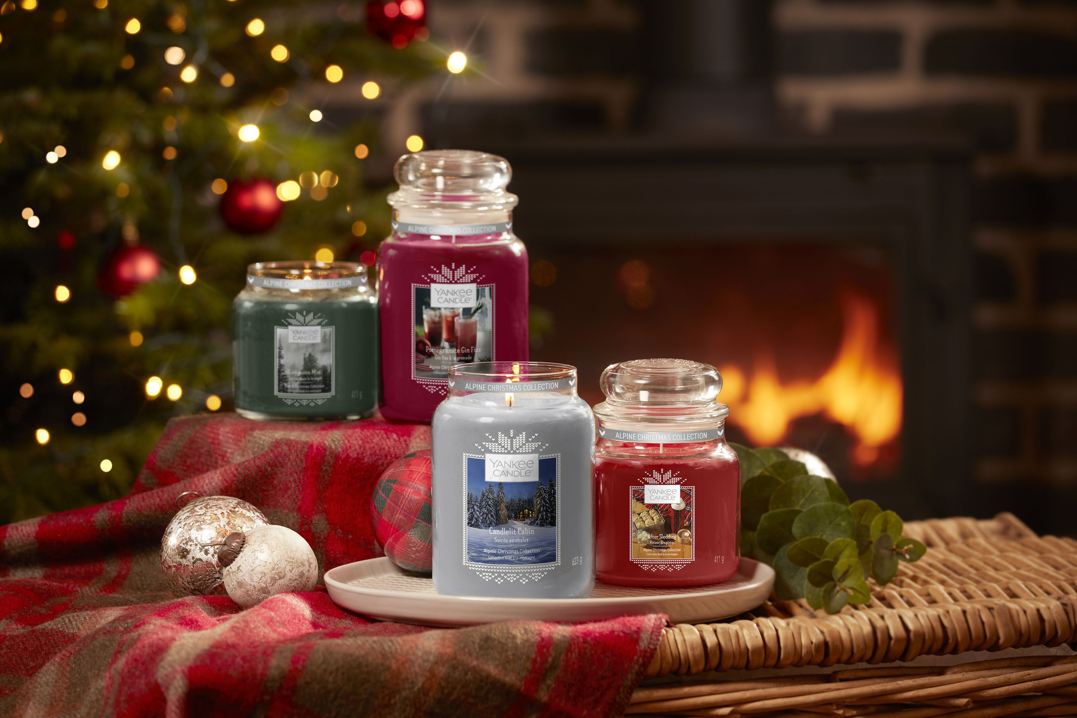 Zerchoo Lifestyle - Yankee Candle launches 4 new must-have Christmas