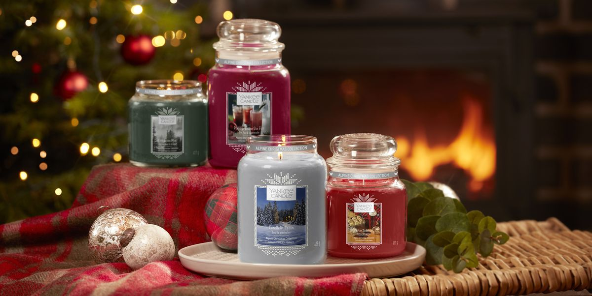Yankee Candle Christmas Collection 2019