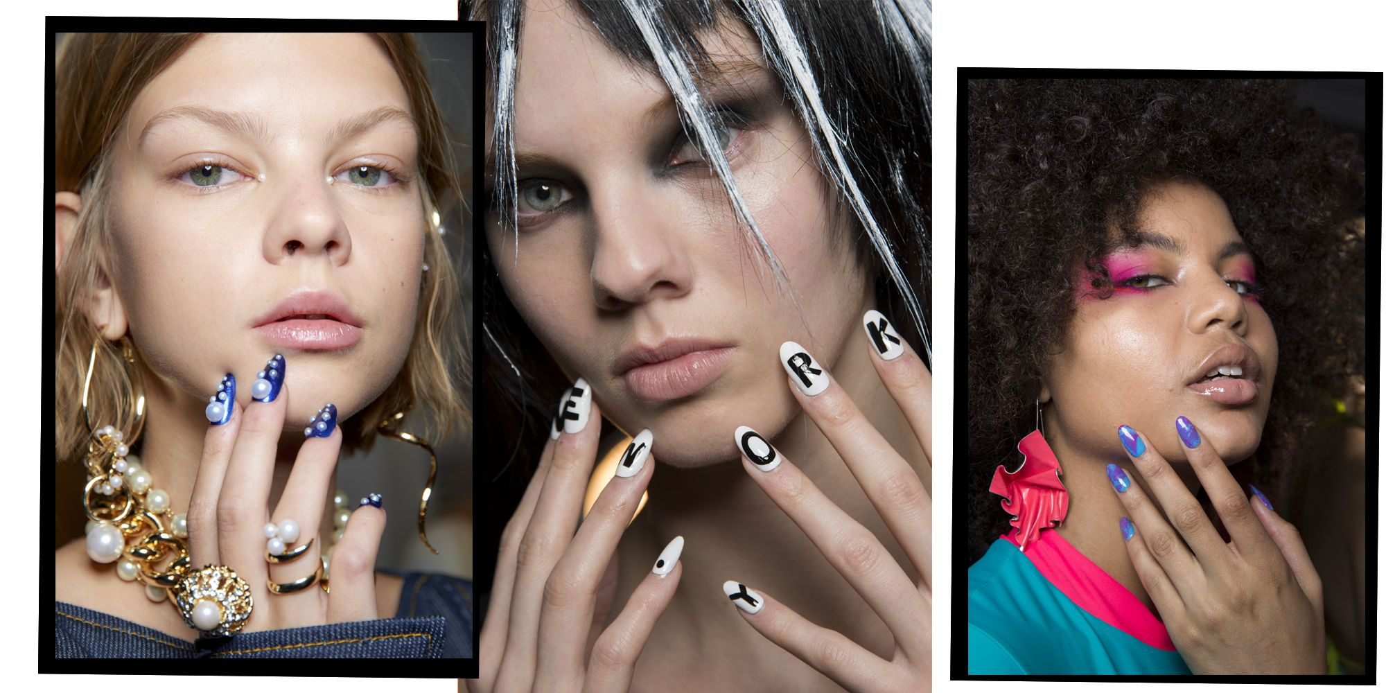 The Nail Files – Everything You Need To Know About AW19 Nail Art