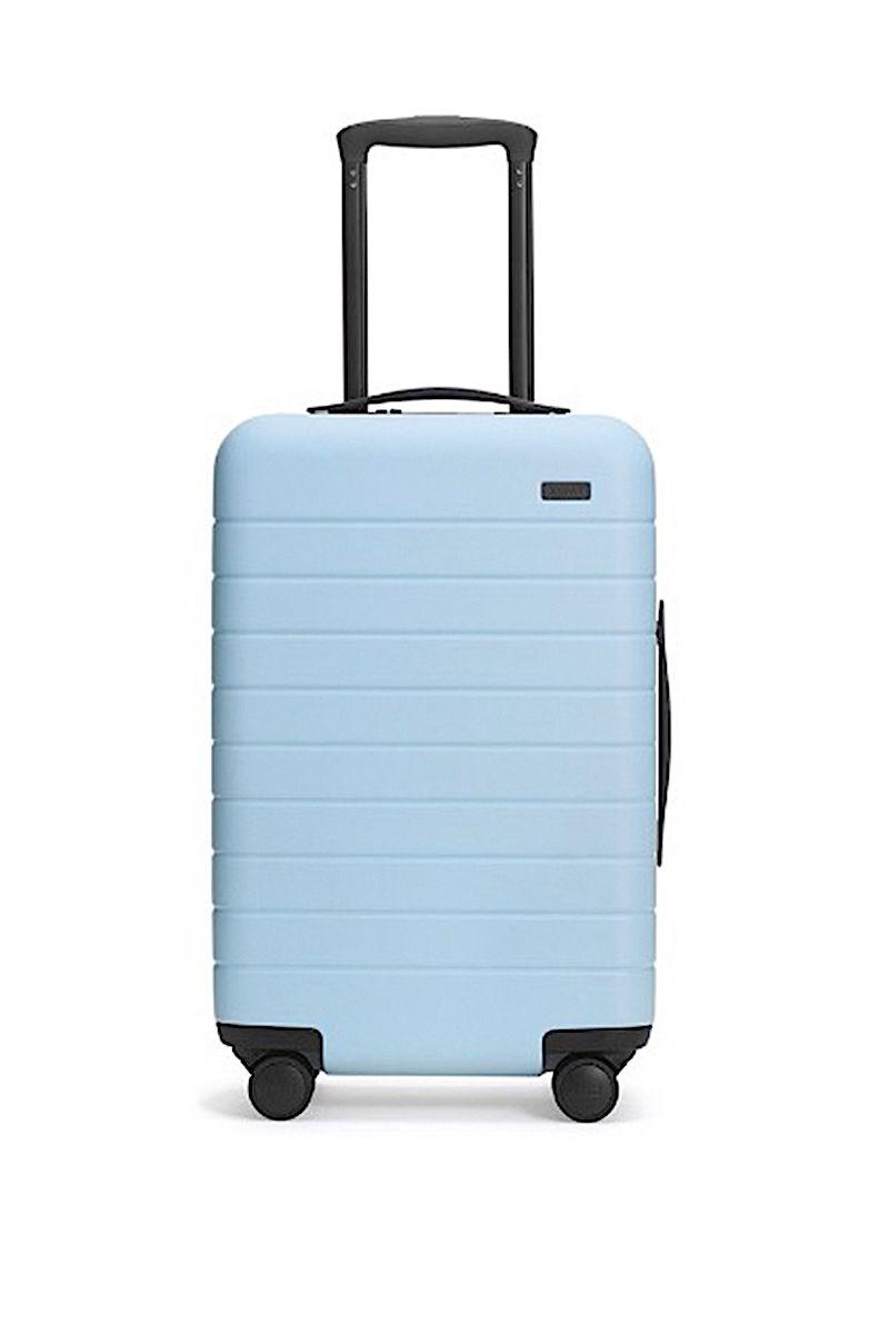Away blue weekend bag