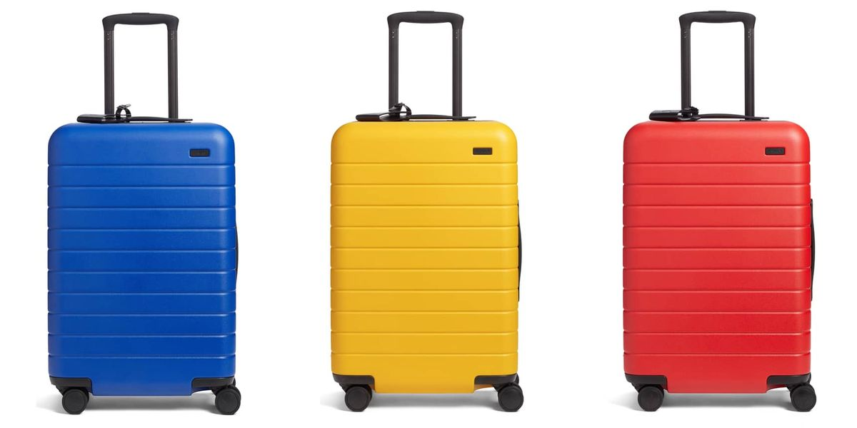 away luggage at nordstrom buy away suitcases in yellow blue or red at nordstrom. Black Bedroom Furniture Sets. Home Design Ideas