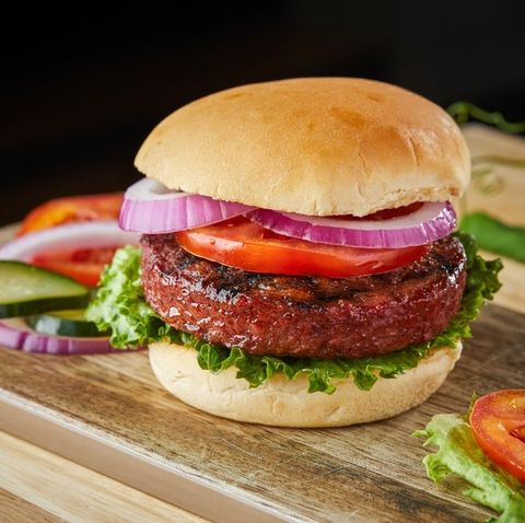 nestle sweet earth foods awesome burger nutrition
