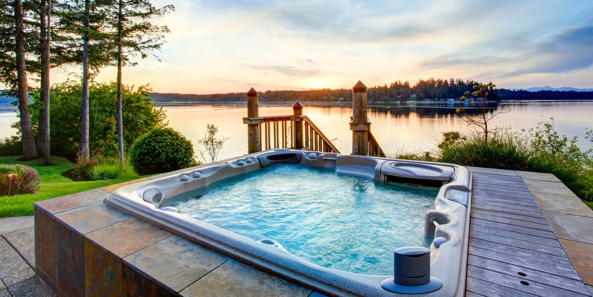 16 Best Airbnbs With Hot Tubs Cabins To Hen Houses