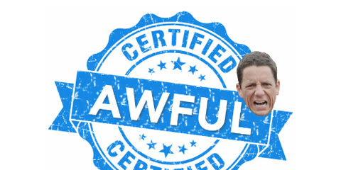 Certified Awful Remys World