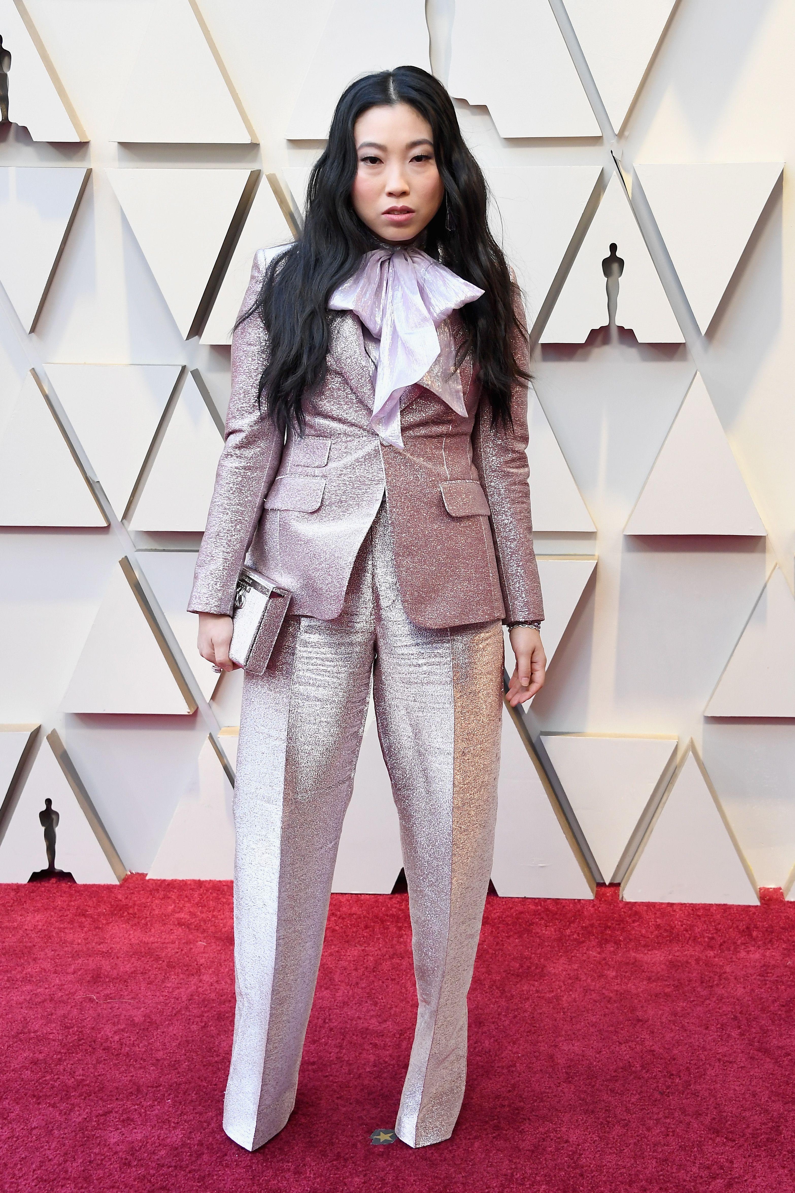 Awkwafina Oscar 2019