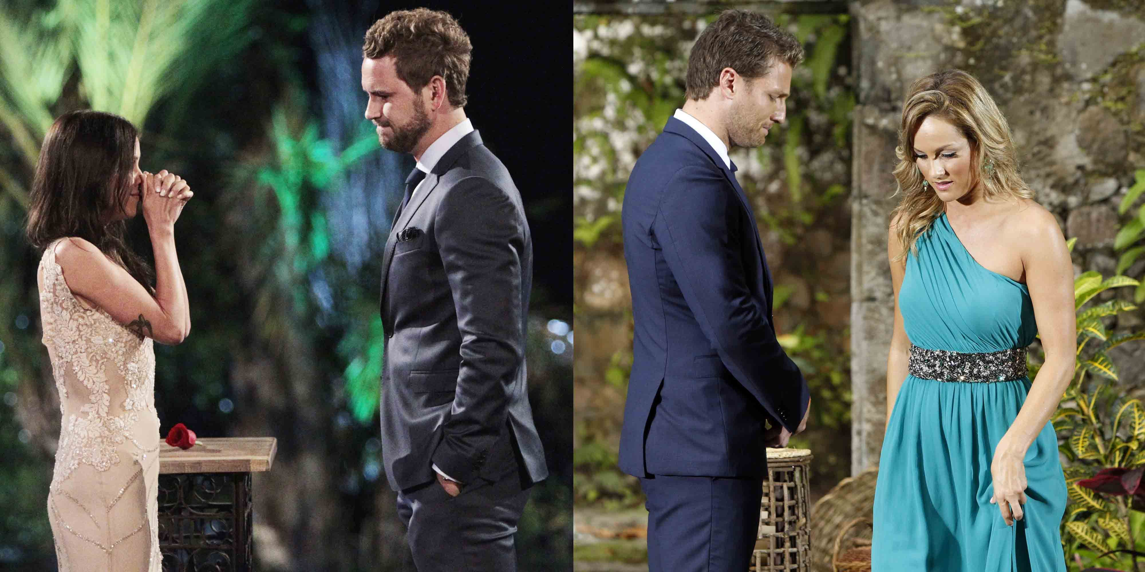 20 'Bachelor' Breakups That Were the Most Dramatic of All Time