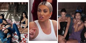 18 of the most awkward Kardashian moments of 2018