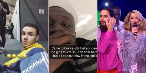 8 awkward things you missed from the 2017 MTV EMAs