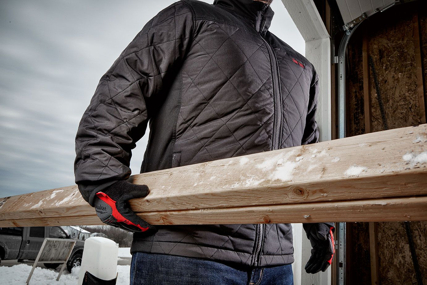 Heated Workwear That Will Keep You Toasty Warm All Winter