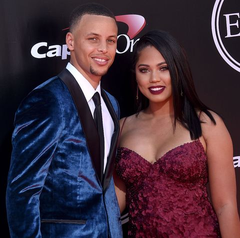 ayesha and steph curry expecting