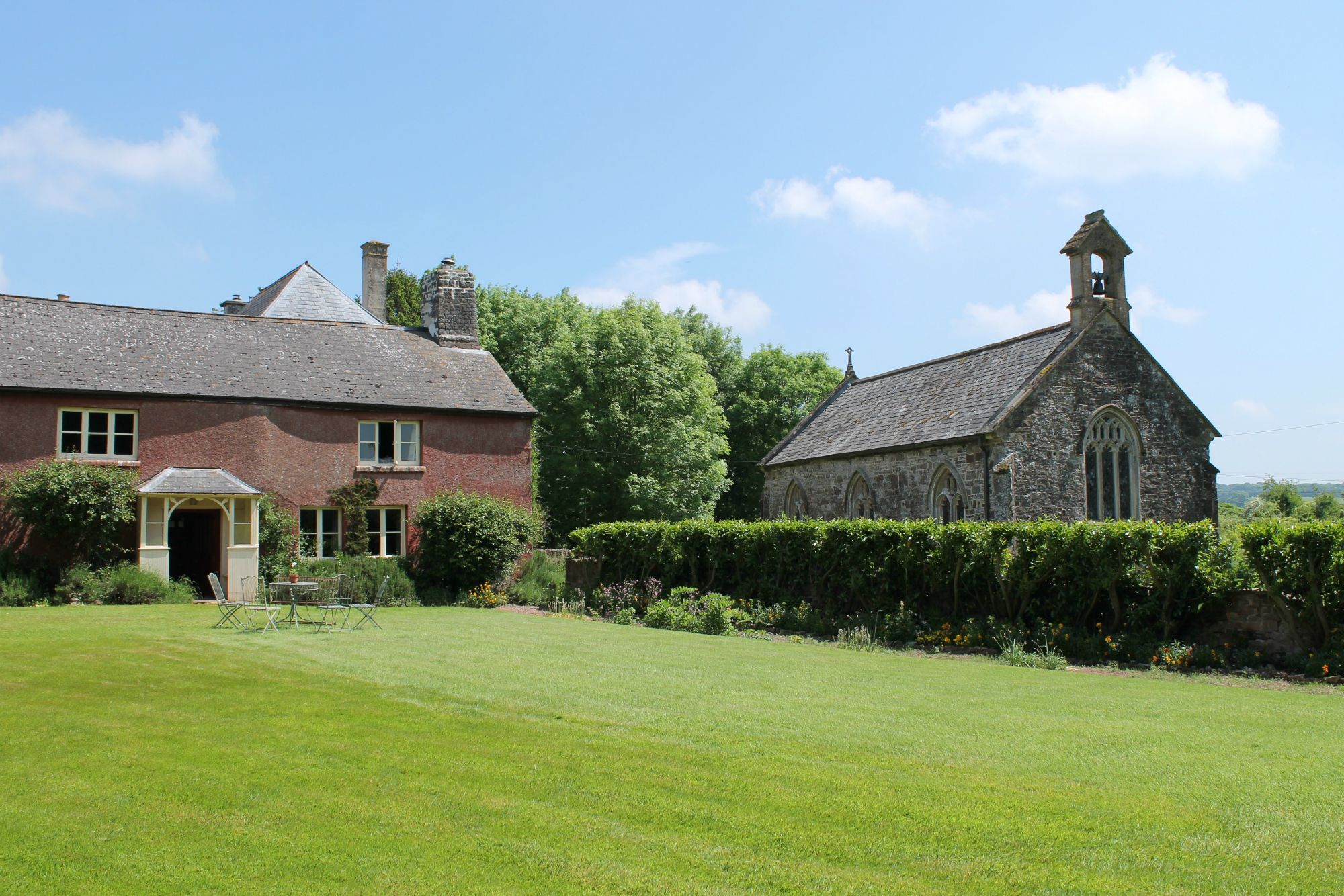 Ayshford Court, Tiverton - Sawday's