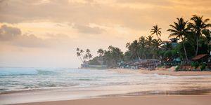 Op ayurveda kuur in Sri Lanka