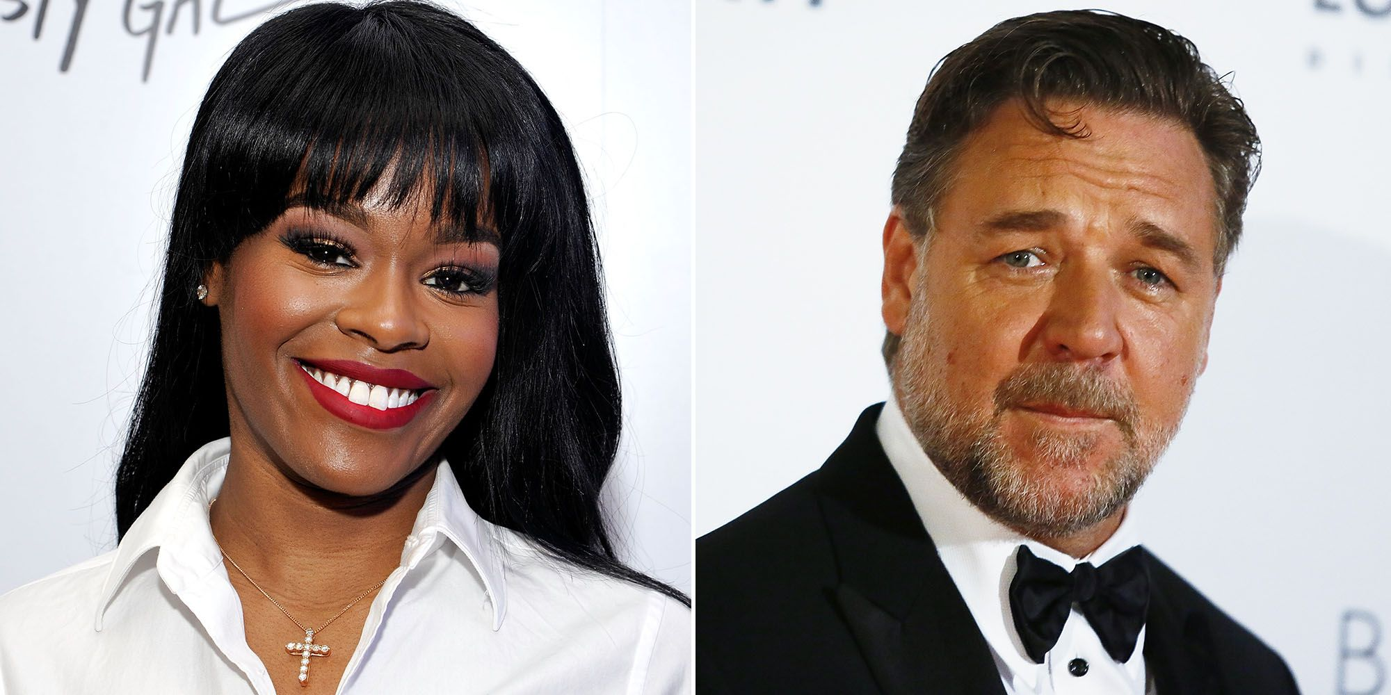 Azealia Banks vs Russell Crowe.