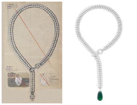 專訪法國百年珠寶品牌boucheron寶詩龍創意總監claire choisne,走進午夜巴黎的試衣間!