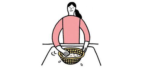 米、炊き方、おいしい