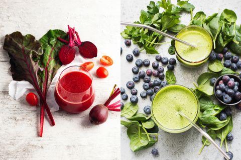 Food, Berry, Superfood, Ingredient, Radish, Dish, Leaf vegetable, Smoothie, Lime, Vegetable,