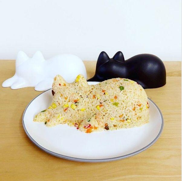 貓奴必備的秘密武器!日本「Neko Cup」讓你被貓咪簇擁卻不用當鏟屎官,自製貓沙堆、貓型咖喱飯一樣好療癒